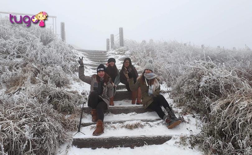 Áo len, áo khoác, giày đi tuyết… là những trang phục không thể thiếu khi du lịch Đài Loan tháng 12