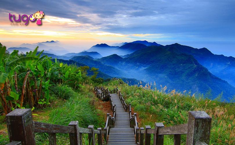 """Đài Loan - Một trong những điểm đến """"được lòng"""" du khách nhất hiện nay"""