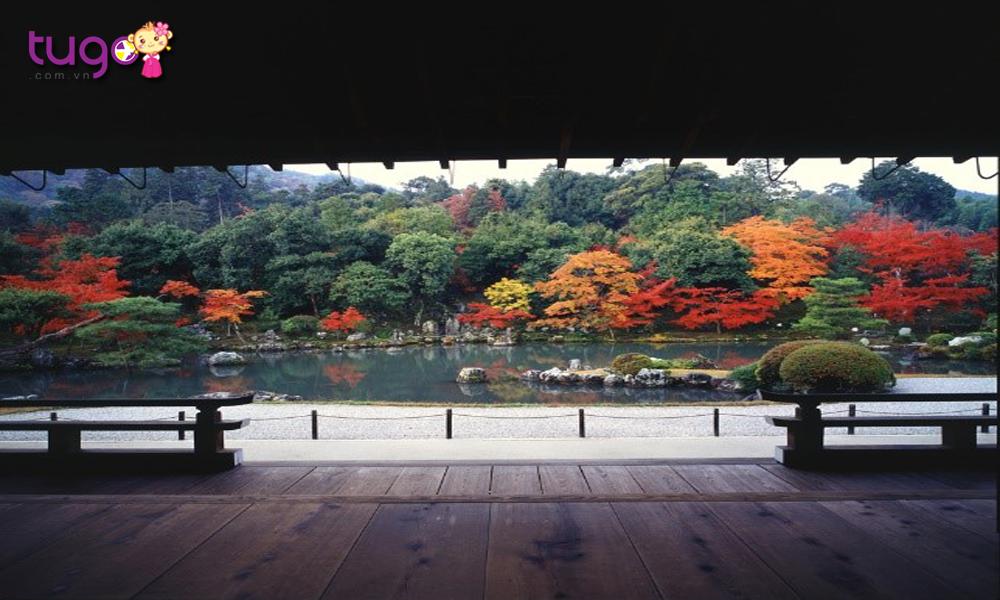 Đền Tenryuji