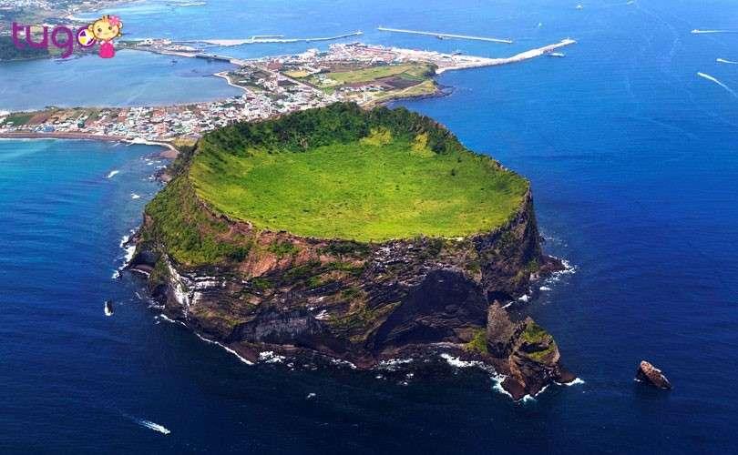 Đừng bỏ qua Jeju - một Hawaii thu nhỏ tại Hàn Quốc
