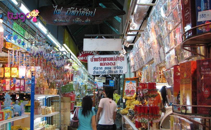 Đi Thái Lan dịp tết 2020 này, bạn có thể mua về rất nhiều quà đấy!