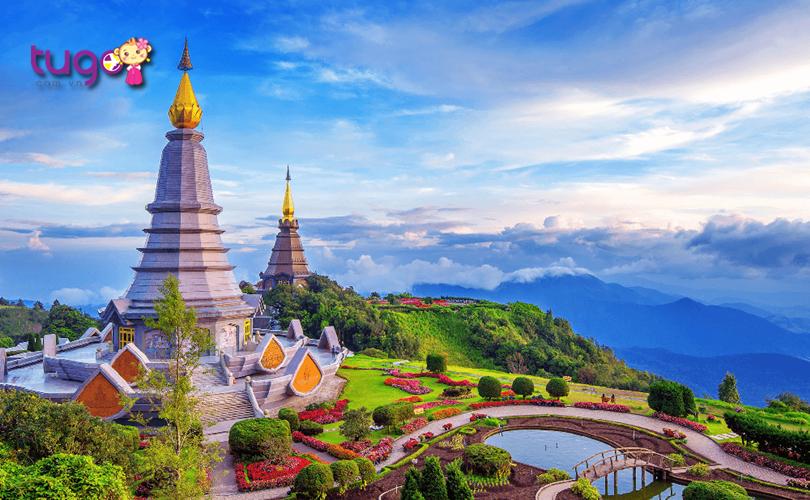 """""""Bông hồng phương Bắc"""" - Chiang Mai cũng là một trong những điểm đến """"hot"""" nhất hiện nay ở Thái Lan"""