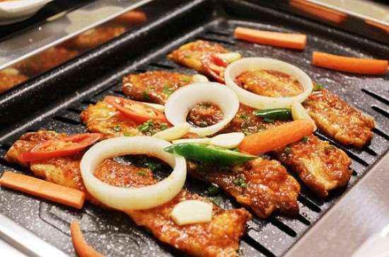 Bulgogi (Thịt nướng BBQ)