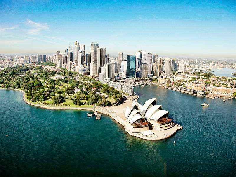 Nên đi du lịch Úc mùa nào trong năm