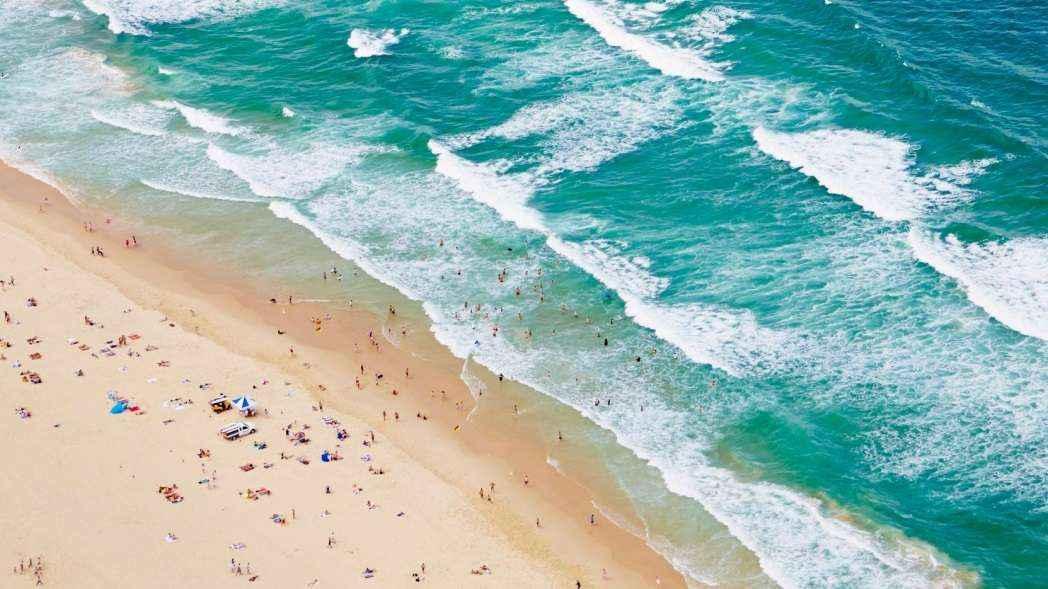Mùa hè ở Úc