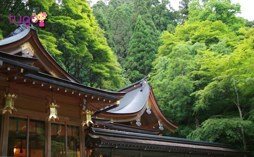 11_Kifune-jinja là đền thờ dành riêng để thờ cúng thần nước Takaokami No Kami, và đồng thời cũng là đền thờ đứng đầu trong số hơn 450 ngôi đền thờ khác ở Nhật Bản