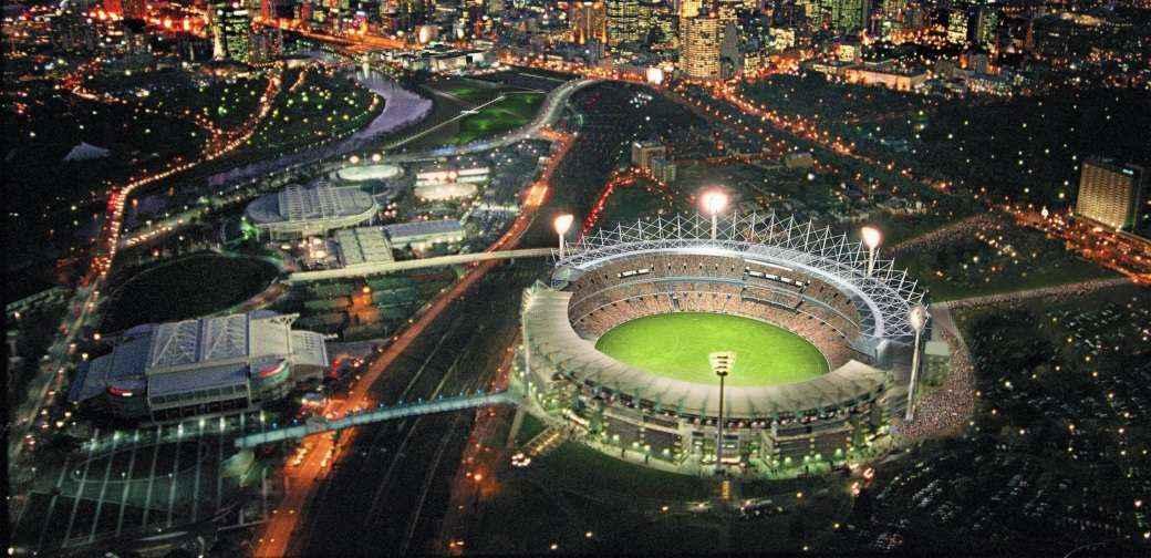 Sân vận động Melbourne Cricket Ground (MCG)