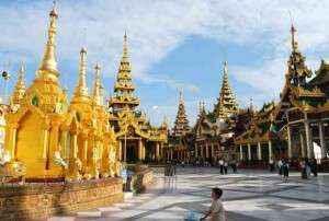 Tour Thái Lan - Chùa Phật Vàng