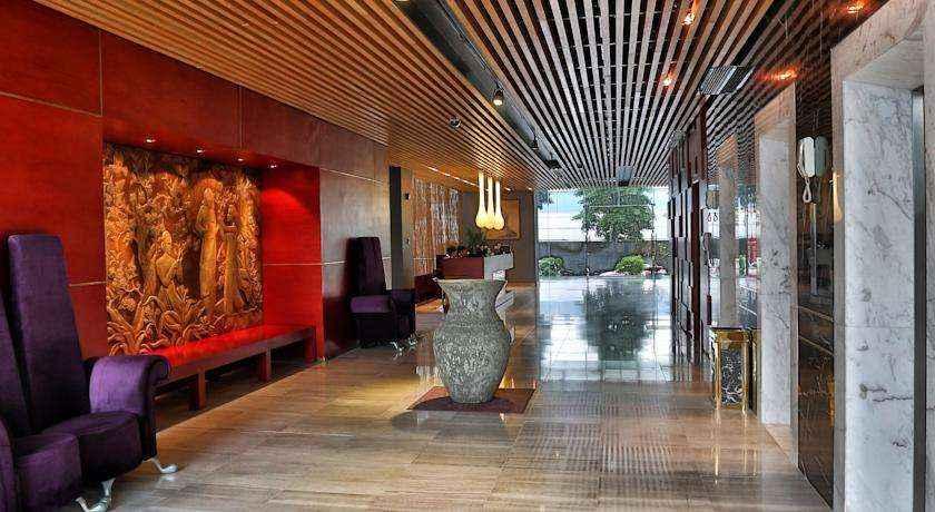 MY WAY HOTEL & RESIDENCE HÀ NỘI 4 SAO