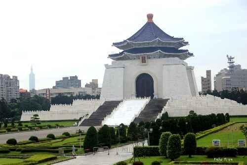 Nhà tưởng niệm Tưởng Giới Thạch tại Đài Loan.
