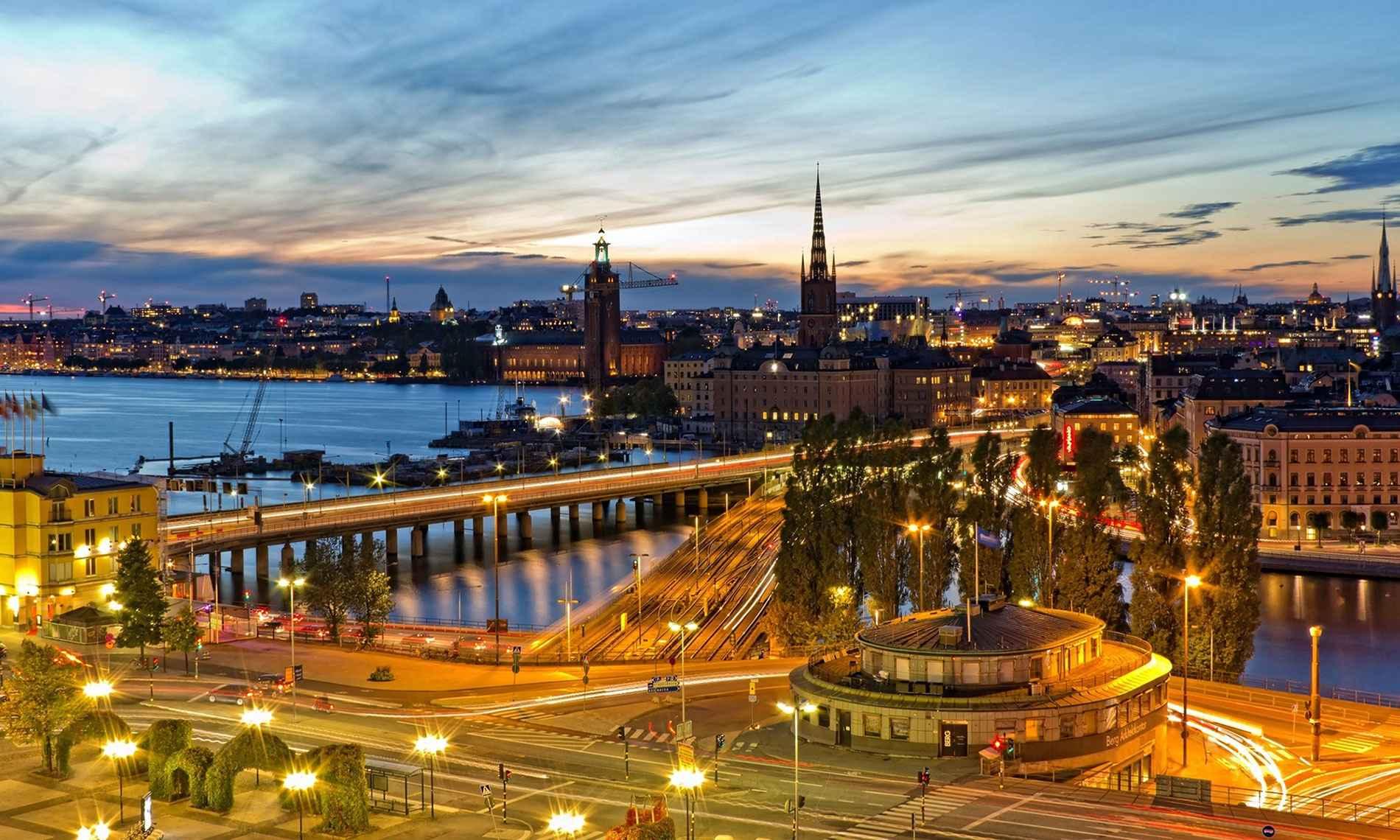 Kết quả hình ảnh cho Tòa nhà Quốc hội Thụy Điển.