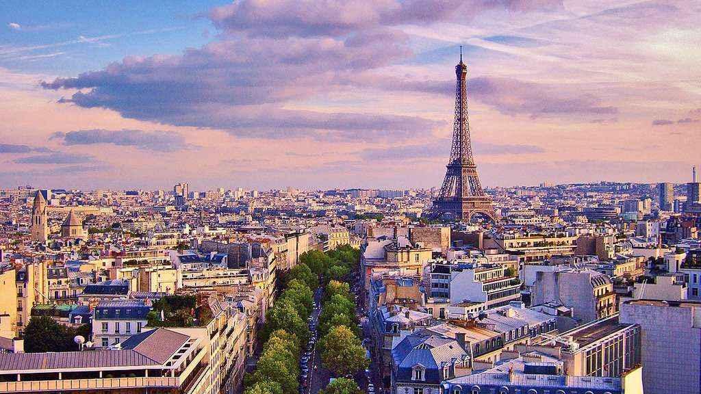 Nước Pháp là địa điểm du lịch Hot mùa hè này