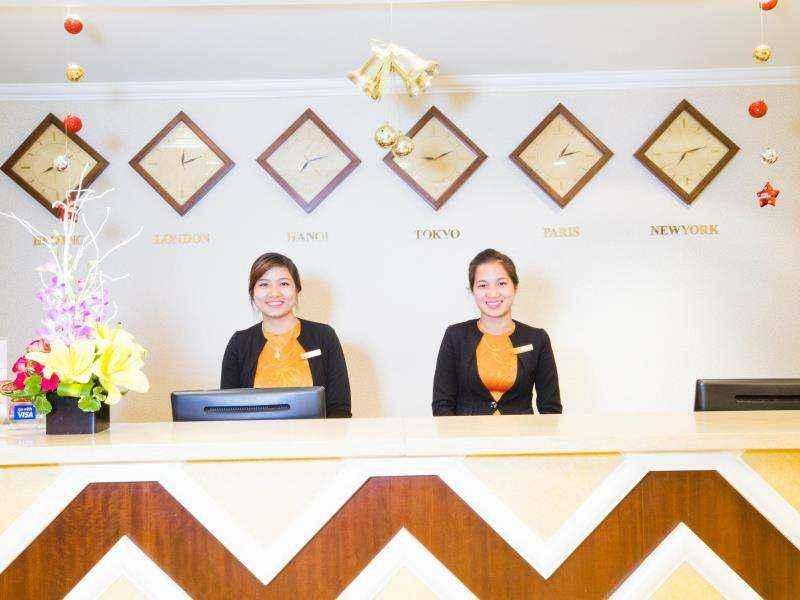 CHALCEDONY HOTEL HÀ NỘI 4 SAO