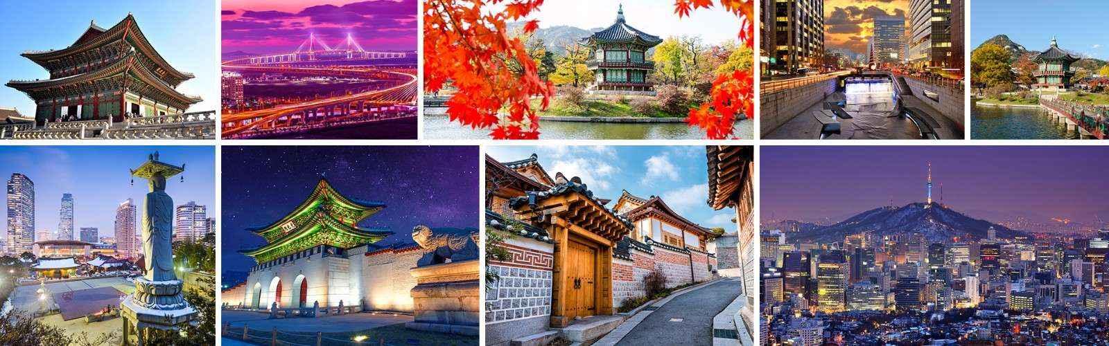 Hàn Quốc – điểm du lịch hấp dẫn không thể bỏ qua
