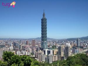 Tòa nhà Taipay là biểu tượng của Đài Loan