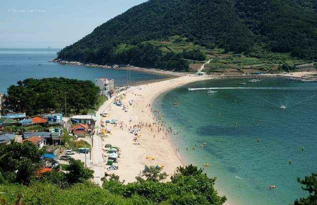 Bãi biển Daecheon