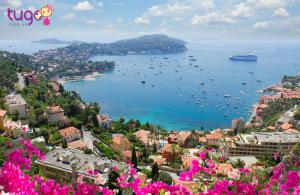 French Riviera sẽ mang đến cho bạn một cảm giác thoải mái và dễ chịu