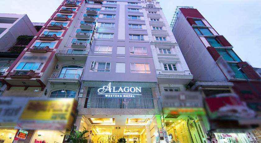 ALAGON WESTERN HOTEL SÀI GÒN 3 SAO