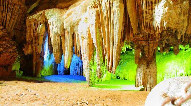 Động phong nha cũng tự hào là hang động đẹp nhất