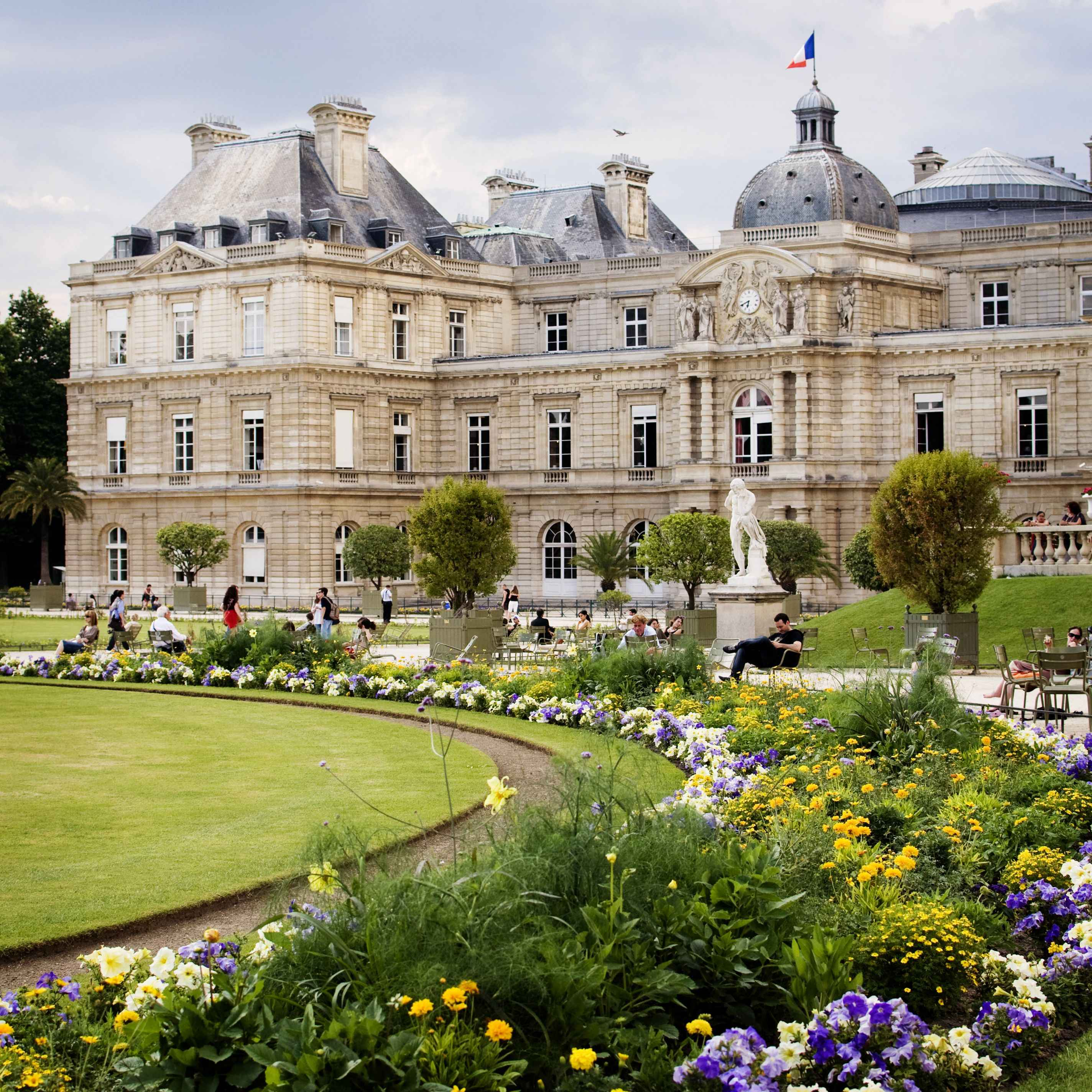 6 nơi nhất định phải đặt chân đến ở Paris tugo.com.vn