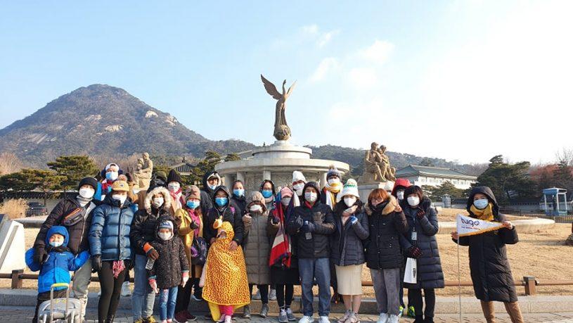 Công ty tour Hàn Quốc trấn an du khách Việt