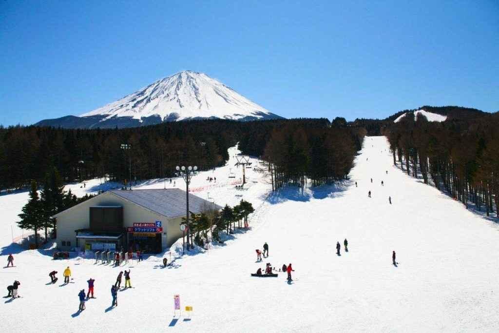 """Xứ Sở Phù Tang """"NAGOYA–HAKONE–FUJI MOUNT–TOKYO–NAGOYA 4N4Đ"""" Trượt tuyết Fujiten và lễ hội ánh sáng Nabana no sato"""