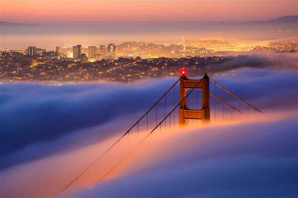 TOUR HOA KỲ 8N7Đ: SANFRANCISCO - LOS ANGELES