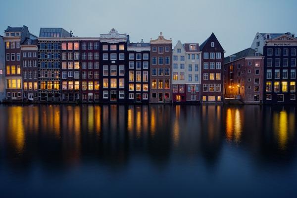 2. Amsterdam, Hà Lan