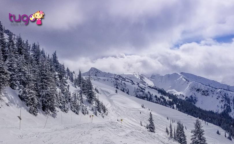 Bạn là người yêu thích trượt tuyết? Chắc chắn không thể bỏ qua British Columbia