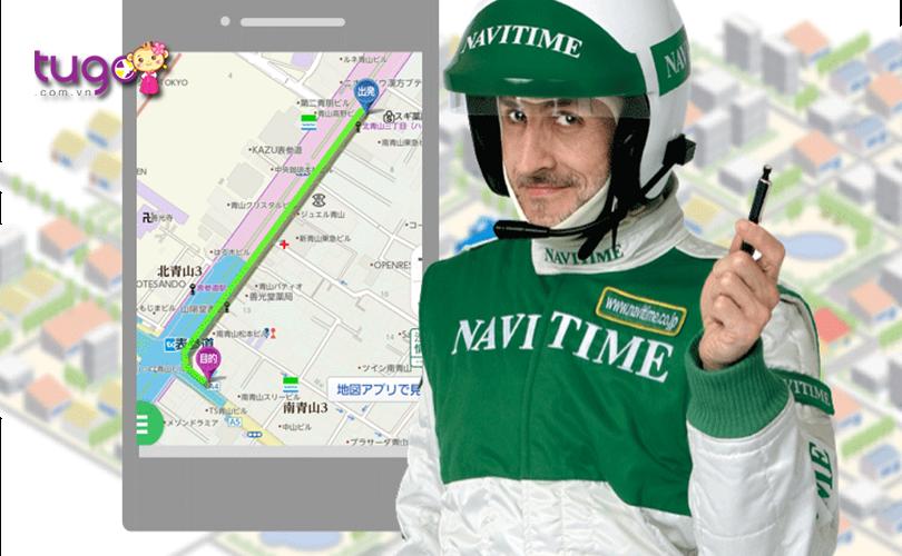 Bạn lo lắng vì sợ chưa quen với việc di chuyển bằng tàu điện ở Nhật? Hãy tải ngay Navitime!