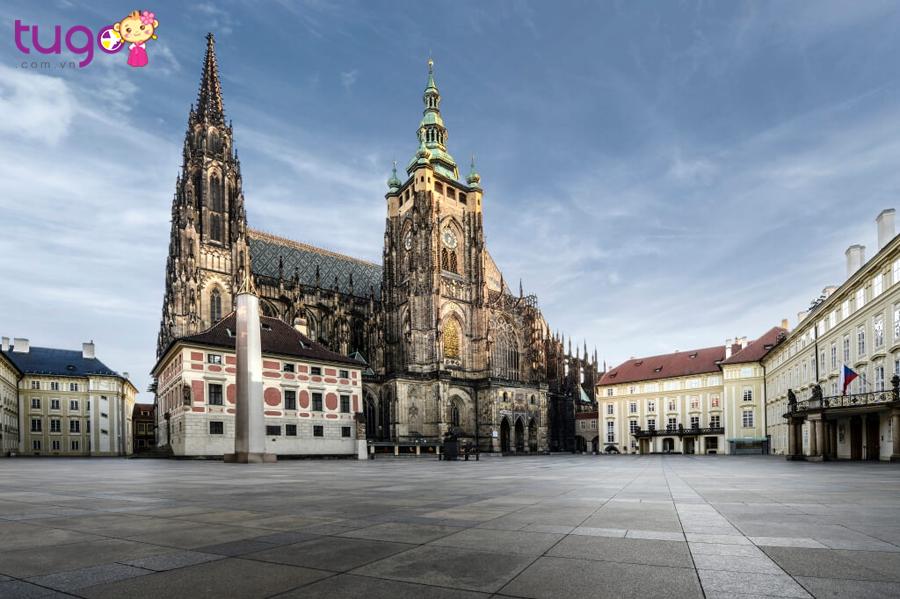 Lâu đài Praha Castle