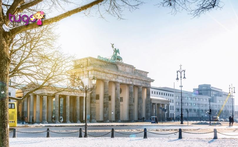 Berlin cũng là một điểm đến tuyệt vời cho những ai yêu thích vẻ đẹp của mùa đông Châu Âu