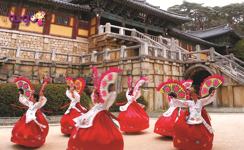 Tính toán chi phí đi du lịch Hàn Quốc: cần bao nhiêu tiền hợp lý