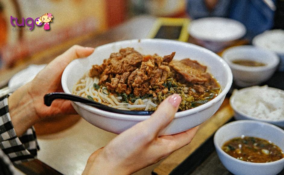 """Các món ăn đường phố ở Đài Loan đặc biệt hấp dẫn, ngon miệng và có giá rất """"vừa túi"""""""