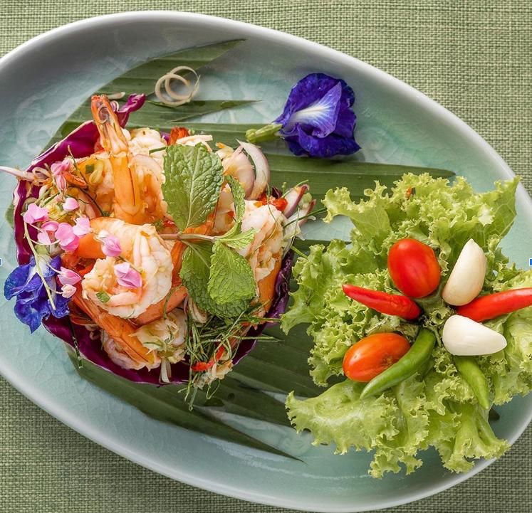 Các món ăn Thái Lan luôn có hương vị rất tuyệt vời