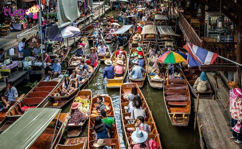 Cùng Tugo Khám Phá Những Địa Điểm Tuyệt Đẹp Tại Thái Lan