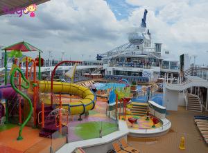 Ở du thuyền 5 sao bạn có thể tự do vui chơi và ăn uống
