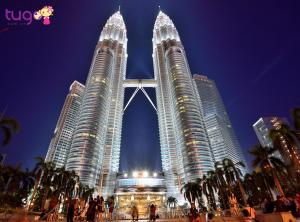 Đến Malaysia thì nhất định phải ghé Kuala Lumpur bạn nhé