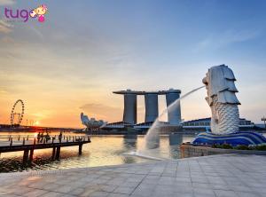 Trở về Singapore để về lại Sài Gòn