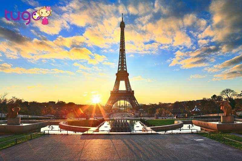 Pháp là một trong những điểm đến yêu thích của du khách trên toàn thế giới