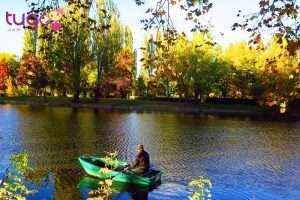 Mùa thu và mùa xuân là khoảng thời gian tuyệt vời nhất để du lịch Pháp