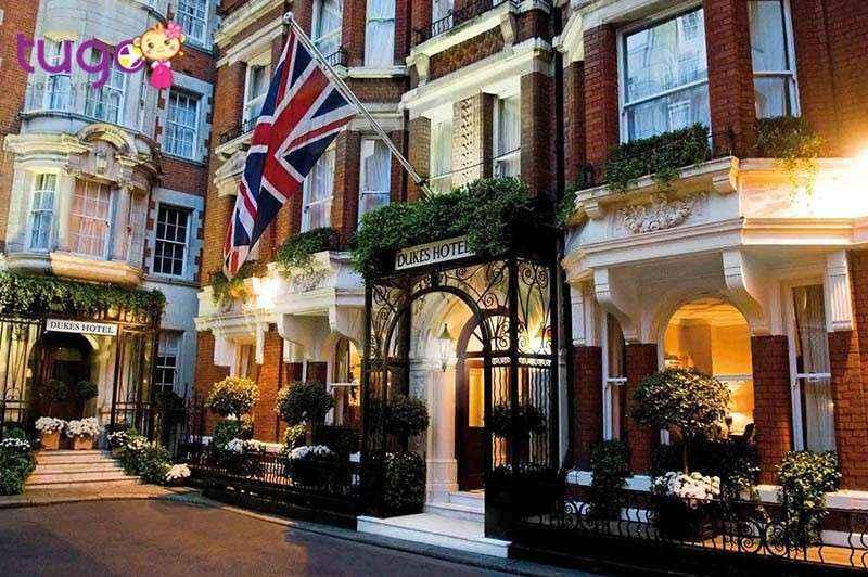 Khách sạn Pháp tốt từ dịch vụ đến giá cả