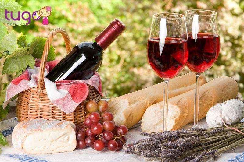 Mỗi loại rượu nho được sản xuất tùy theo đặc điểm khí hậu của từng vùng