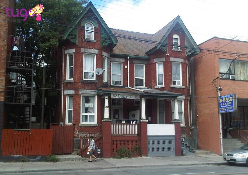 Khách sạn Toronto Travellers Home