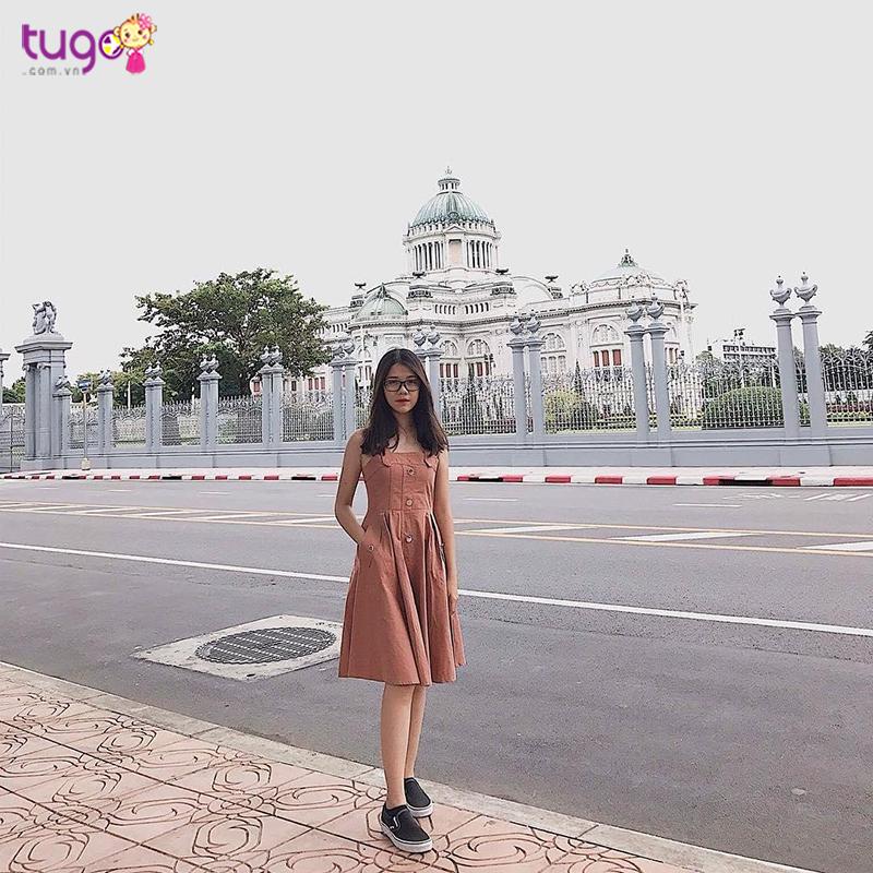 Thái Lan là một điểm du lịch hot của Đông Nam Á