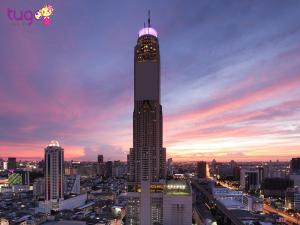 Baiyoke Sky Hotel là một trong những khách sạn chất lượng ở Thái Lan