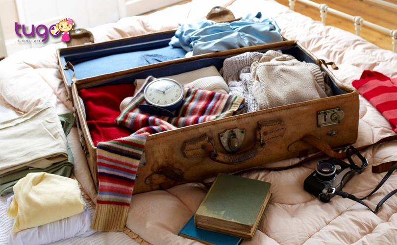 """Chuẩn bị chu đáo các vật dụng cần thiết là một trong những """"bí quyết"""" giúp bạn có thể tận hưởng một chuyến du lịch Nhật bản thật trọn vẹn"""