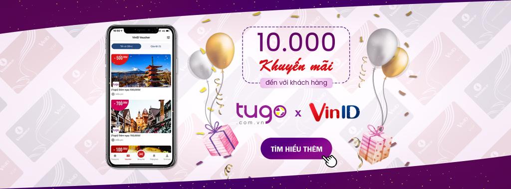 mã giảm giá tổng giá trị lên đến 6 tỷ đồng tại Tugo