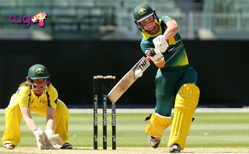Cricket là môn thể thao hấp dẫn ở Úc khi mùa hè về