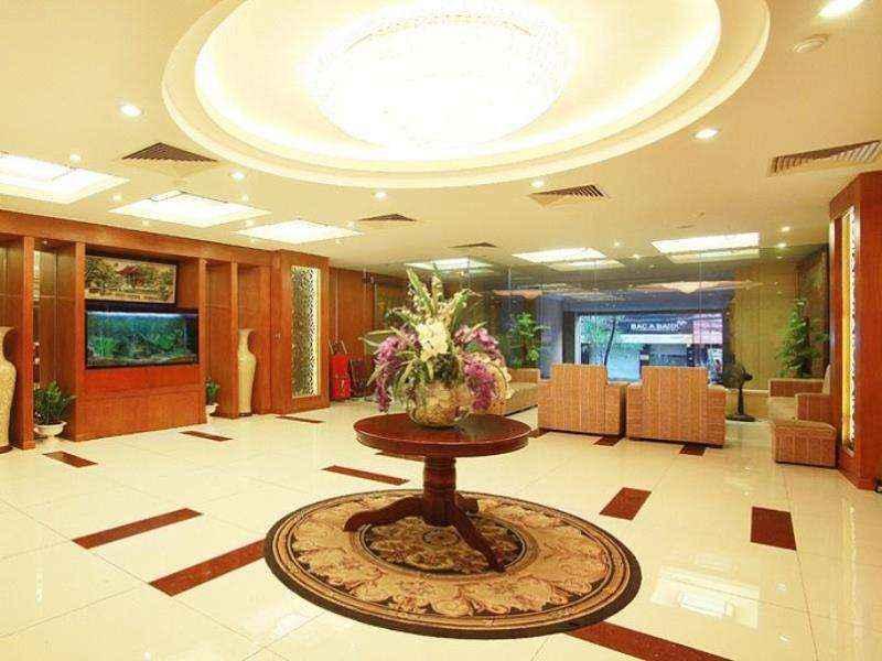 DELIGHT HOTEL HÀ NỘI 3 SAO